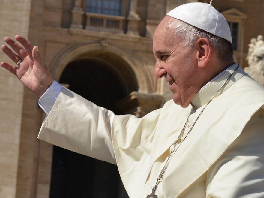 Papa Francisc a avut, după 6 luni, prima întâlnire cu credincioșii