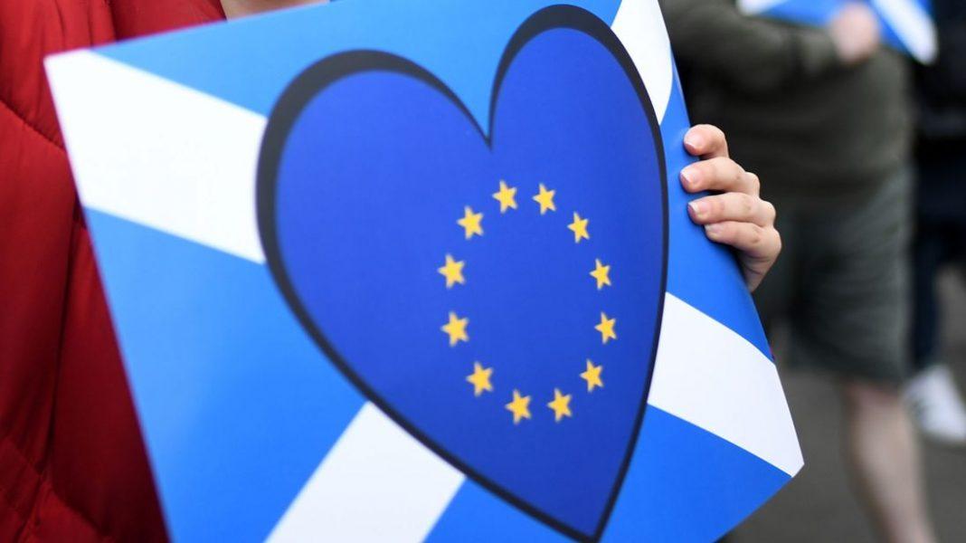 Scoţia, în blocul comunitar în caz de independență