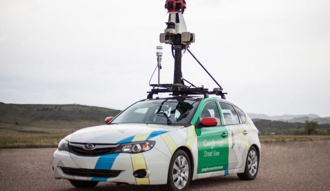 Mașinile Google