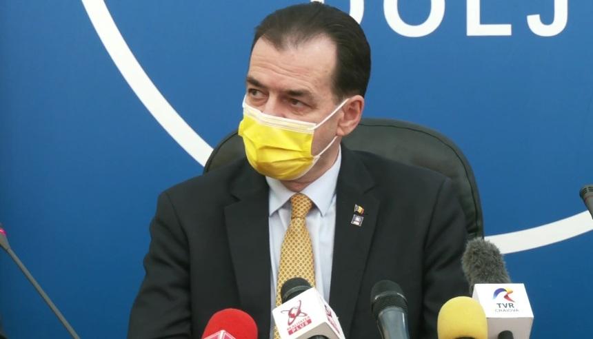 Orban, despre Mihai Chirica şi Costel Alexe: Vom lua act de suspendarea celor doi din toate poziţiile deţinute în partid