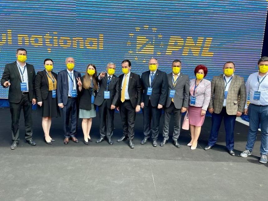 PNL Argeş îl susţine pe Ludovic Orban la şefia partidului