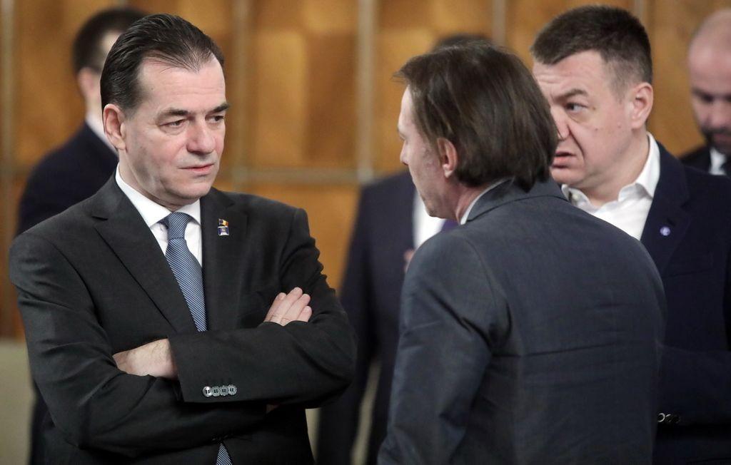 Lucian Bode îi transmite lui Cîțu să ia exemplu de la Orban cum se face politică