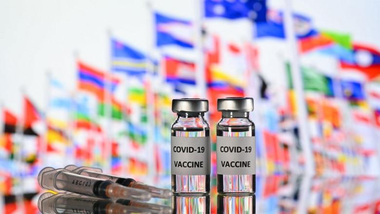 Suspendarea brevetelor pentru vaccinurile anti COVID