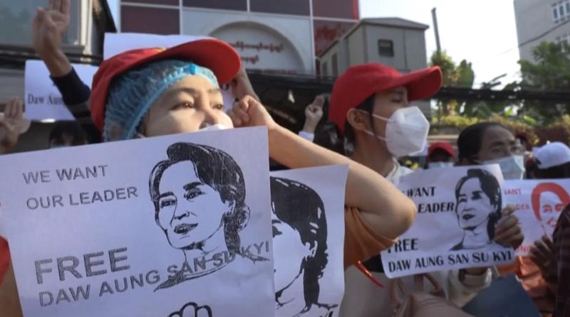 ONU a cerut oprirea vânzării de arme către Myanmar