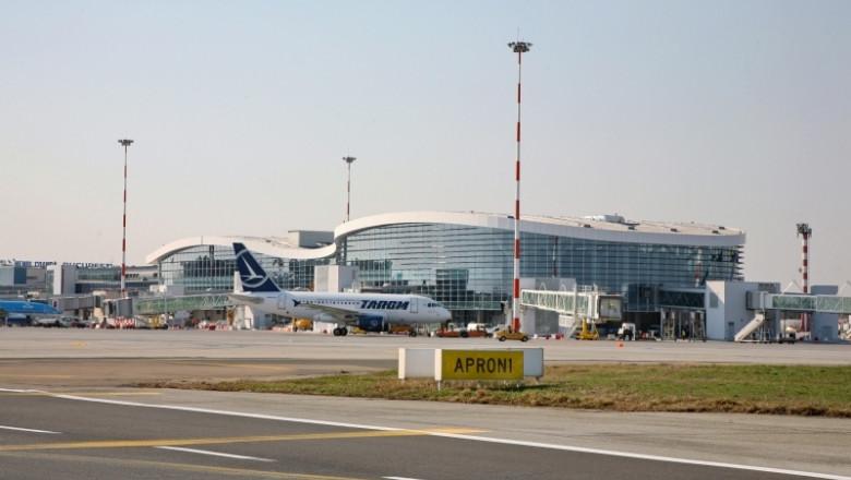 Şomaj tehnic la Compania Naţională Aeroporturi Bucureşti