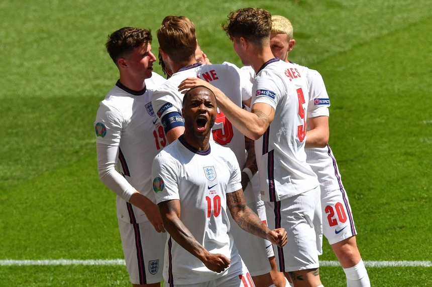 Anglia a invins Croaţia cu scorul de 1-0