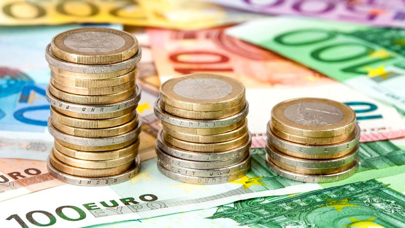 Rata inflației în zona euro a depășit ținta Bancii Centrale Europene