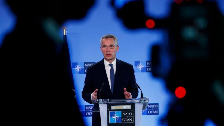 Secretarul general NATO