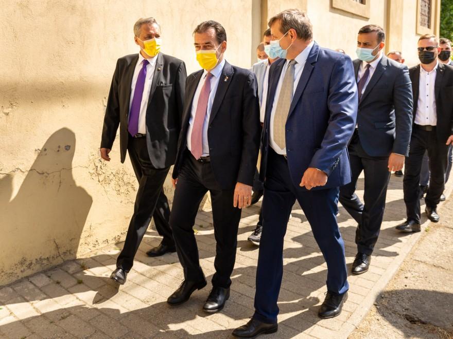 Orban contează pe primari și pe șefii de Consilii Județene pentru a fi reales președinte PNL