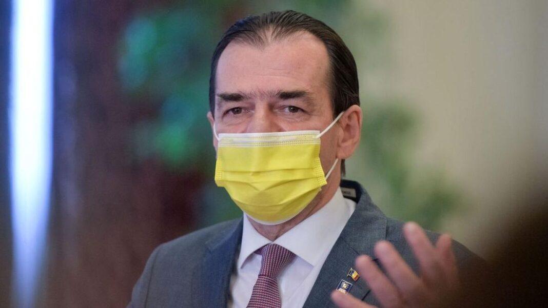Ludovic Orban nu crede că România va atinge pragul de 10 milioane de vaccinați pâna în septembrie