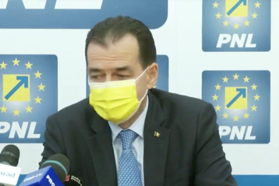 Ludovic Orban a trimis Legea 5G spre promulgare