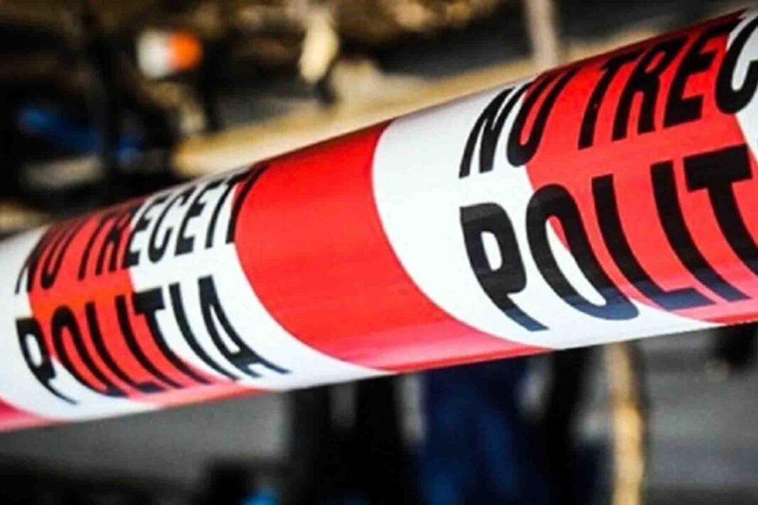 Un bărbat a sărit în gol de la etajul 9