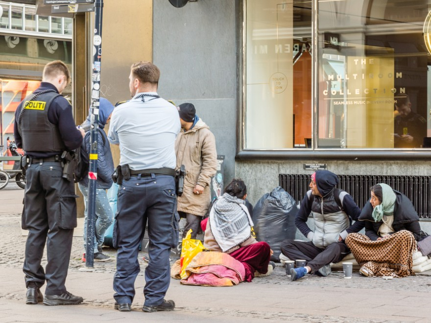 Danemarca Poziții dure împotriva migranților