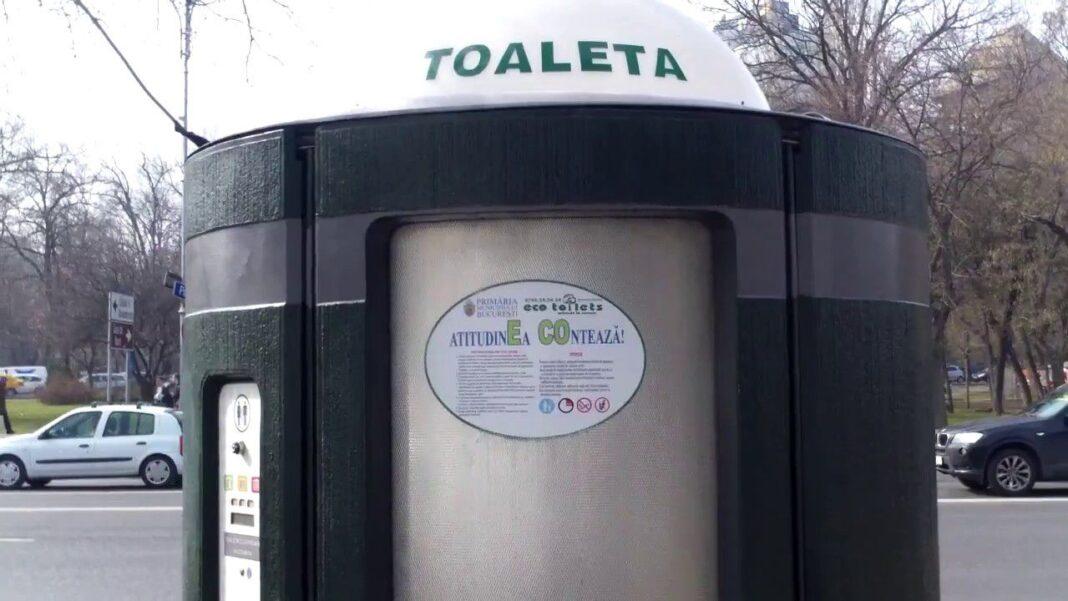 toaletele publice