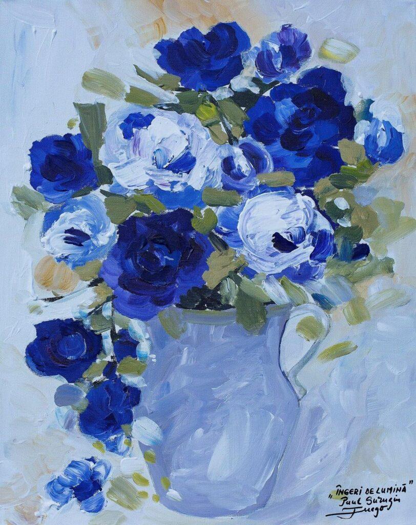 Pictura lui Paul Surugiu-