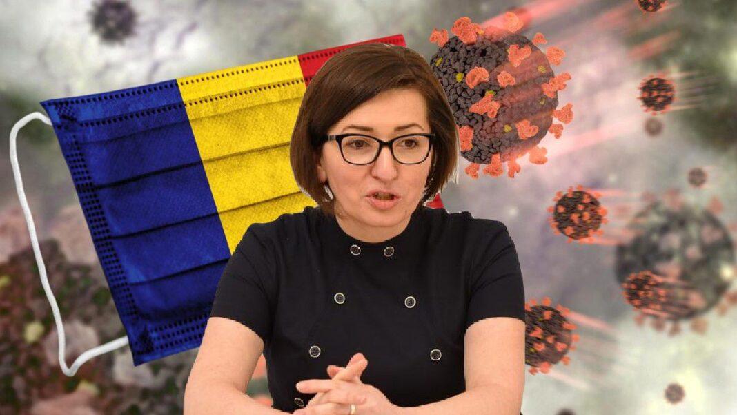 Ioana Mihăilă anunță că ne pregatim de al patrulea valul de COVID