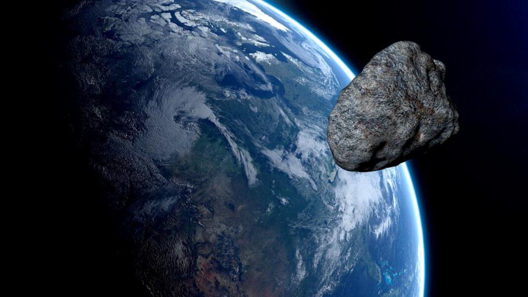 Un asteroid