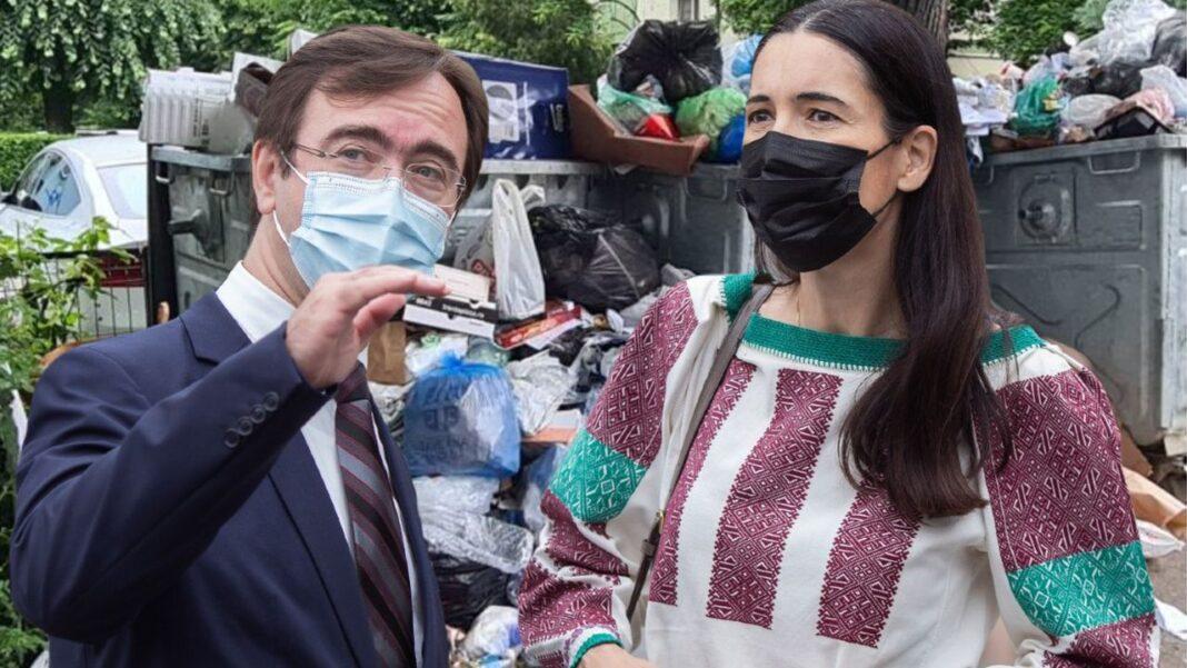Criza gunoaielor a dus la Stare de alertă Sanitară în Sectorul 1