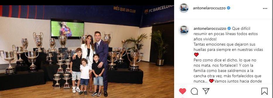 Barcelona, Leo Messi, Antonela Roccuzzo