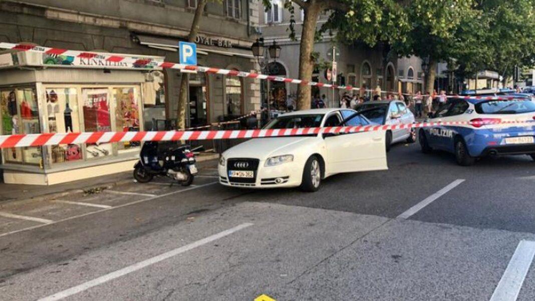 Împuşcături în masă în Italia.