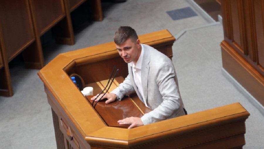 Deputatul ucrainean