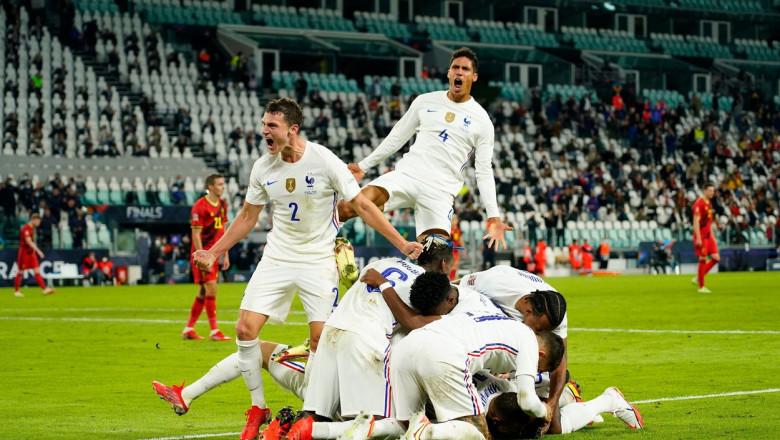Ligii Națiunilor se va disputa între Franța și Spania