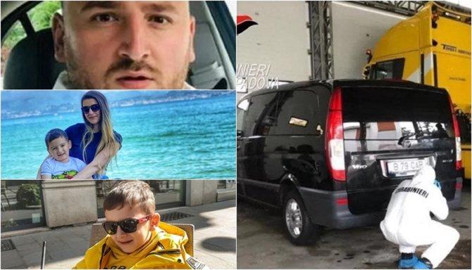 răpit în Italia