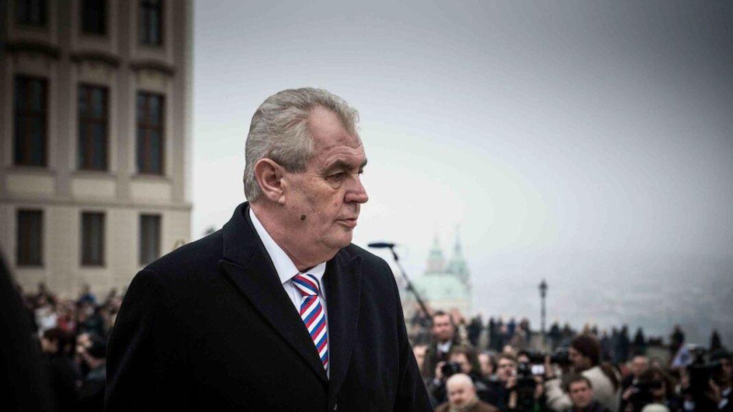 Preşedintele Cehiei